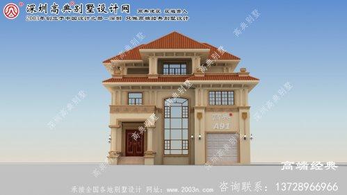 海州区简欧大户型三层别墅外部图片