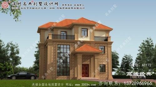 陵县如何设计别墅