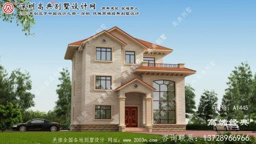 香河县三农村别墅