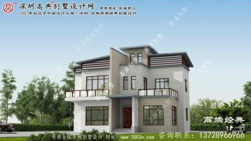 南宁市现代别墅图片