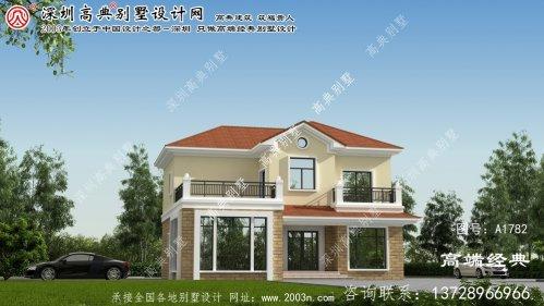 宁明县小别墅庭院设计图