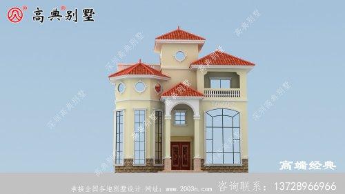 盐津县设计最好的农村别墅
