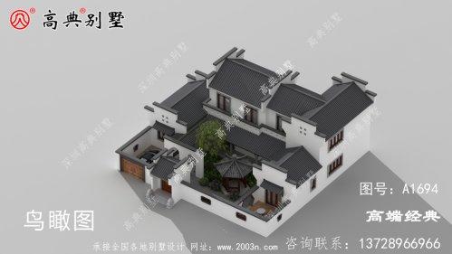江达县农村大别墅