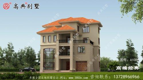 和布克赛尔蒙古自治县农村自建房