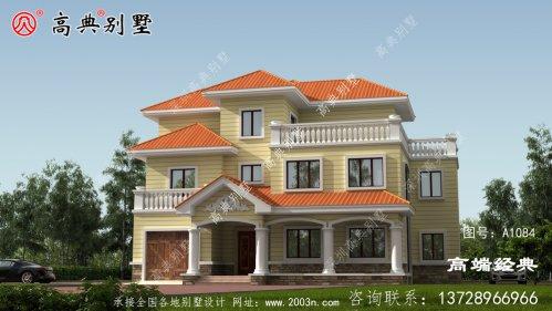 沙湾县新型农村自建房