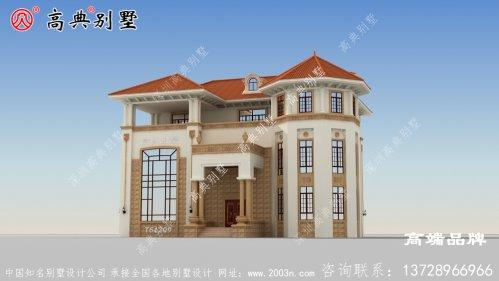 高端住宅设计利用每一寸空间