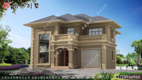 自建房屋图纸设计大家庭居住也合适