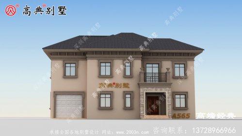 津市市别墅设计图纸及效果图,建好了真是舒服