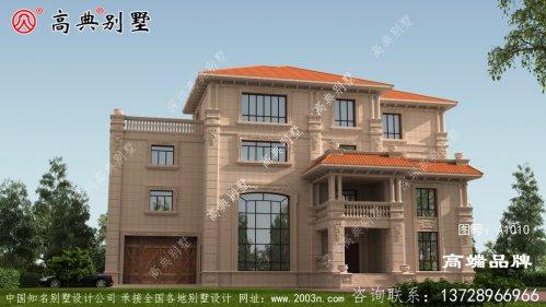 房子设计图自建回老家建一栋也不错!