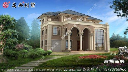房子设计图平面图三层自然、舒适、质朴