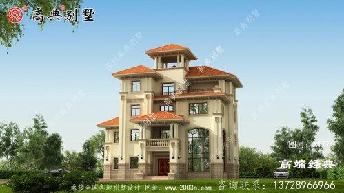 建房就这样建让房子更温馨,更亮眼