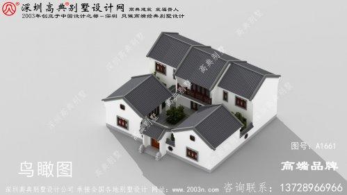 新中式复式楼谁图,低调奢华有内涵