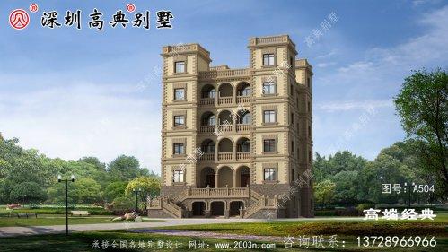 看完人家的五层豪宅,自己的城市商品房不香了