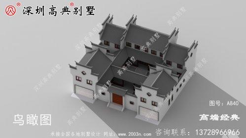 别墅还是中式美,不易过时!