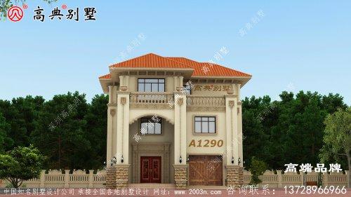 三层别墅设计图,收藏起来准没错