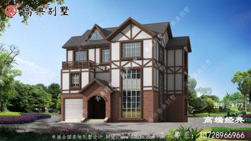 别墅装饰透明大气,视觉上更加高级